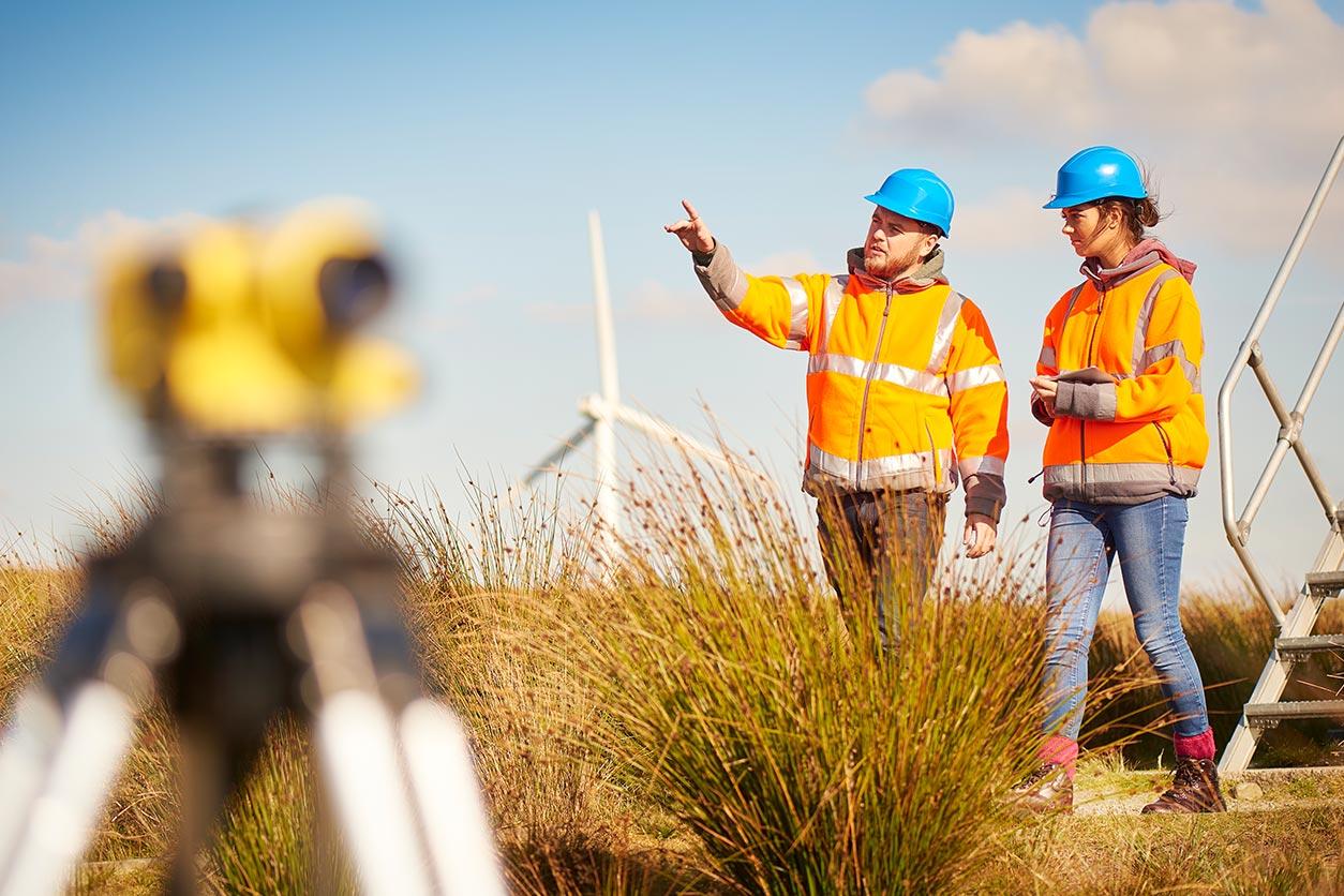 Puhdas energia velvoitteet asiantuntijat kentällä