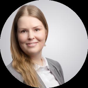 Ecobion asiantuntija Leena Tähkämö