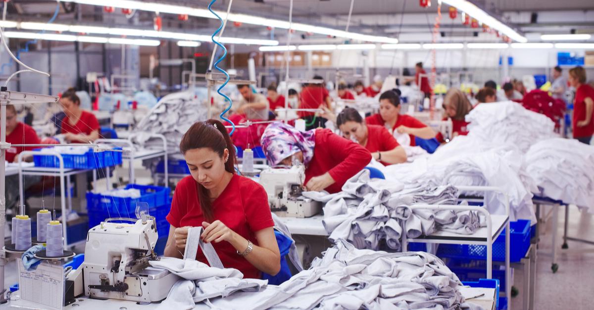 Tekstiiliteollisuus ympäristövaikutukset