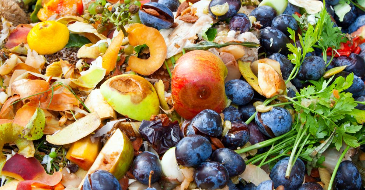 Ruokahävikki ilmastonmuutos hiilijalanjälki