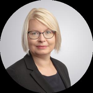 Ecobio Oy asiantuntija Anne Kallioinen