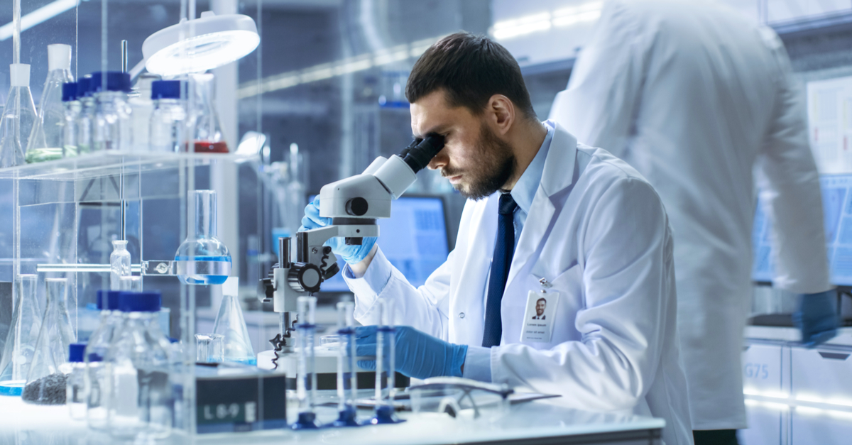 Nanomateriaalit kemikaalit laboratorio tutkija