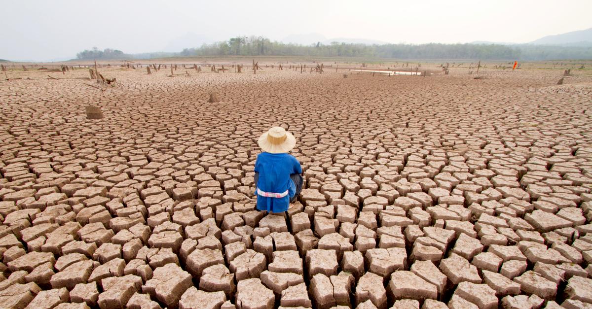 kuivuus ilmaston muutos ilmastohätätila