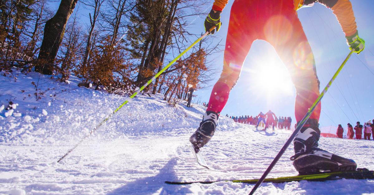 PFOA rajoitukset hiihtäjä sukset