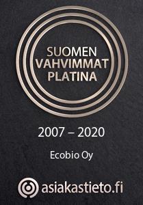 Ecobio Suomen Vahvimmat