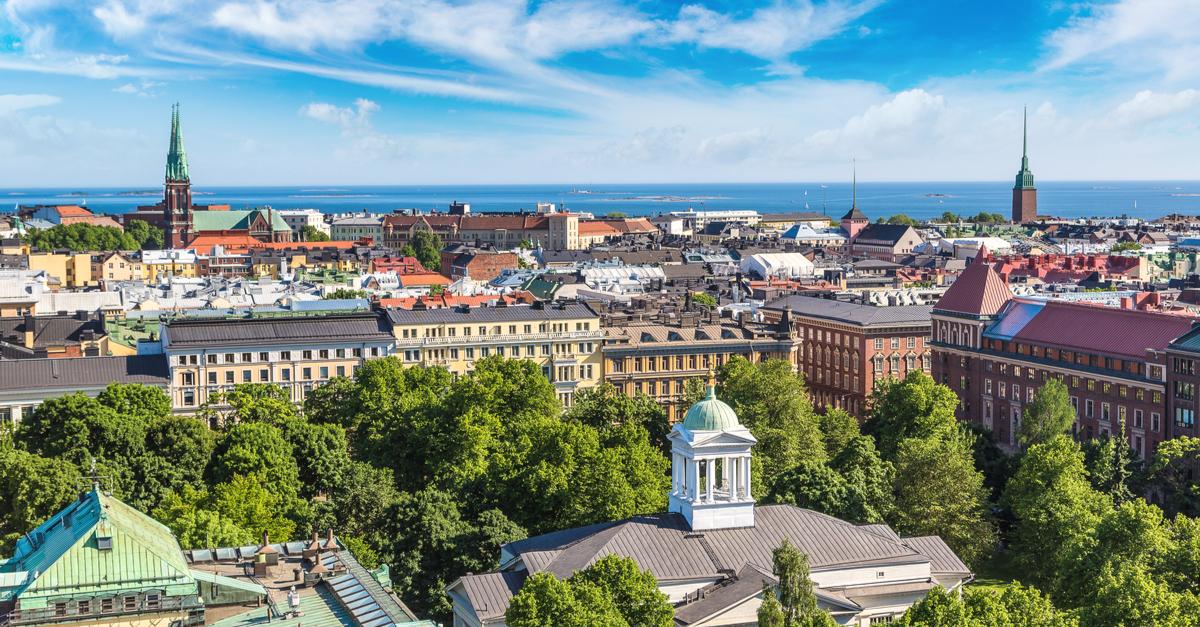 kestävä kehitys vihreä kaupunki agenda 2030
