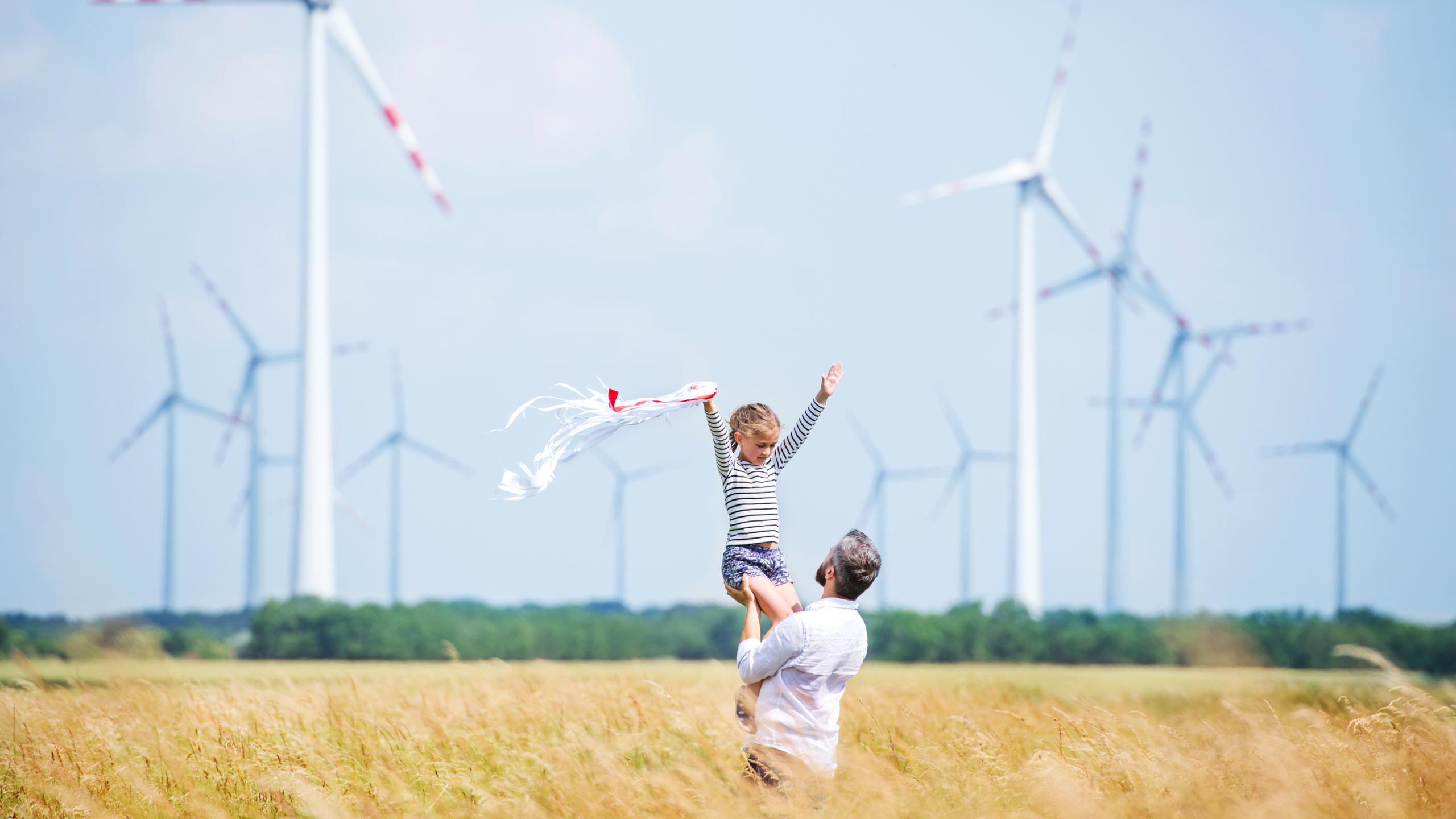hiilijalanjälki puhdas energia